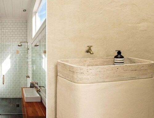 Muebles de baño modernos para decorar cuartos de baño
